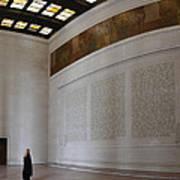 Lincoln Memorial - Washington Dc - 01132 Poster