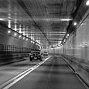 Lincoln Tunnel Drive  Poster
