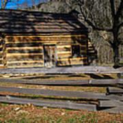 Lincoln's Boyhood Home Poster