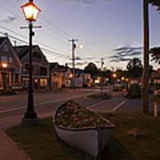 Lincolnville Maine Poster