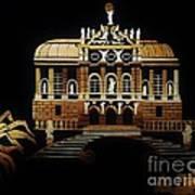 Linderhof Palace Poster