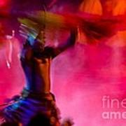 Lion King Dancers Poster