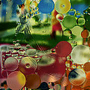 Liquid Marbles Two Poster