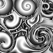 Liquid Metal Poster