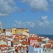 Lisbon Portugal Poster