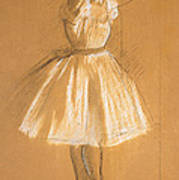 Little Dancer Poster by Edgar Degas