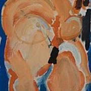 Little Lady Poster by Jay Manne-Crusoe
