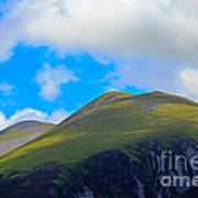Little Man Skiddaw And Ullock Pike Poster