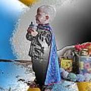 Little Prince Ninja Poster