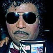 Little Richard 1989 Poster