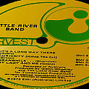 Little River Band It's A Long Way There Side 1 Poster