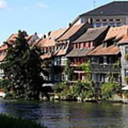 Little Venice - Bamberg - Germany Poster