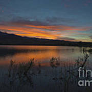 Little Washoe Sunset II Poster