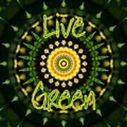 Live Green 1 Poster