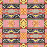 Living In The Pink 2 - Tjod X V I Arrangement Poster