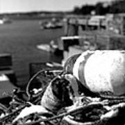 Lobster Traps 07 Poster