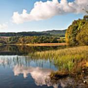 Loch Achray. Trossachs. Scotland Poster