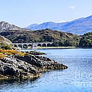 Loch Nan Uamh Viaduct 2 Poster
