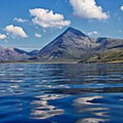 Loch Scavaig Poster