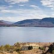 Loch Torridon Panorama Poster