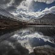 Lochan Urr Glen Etive Glencoe Scotland Poster