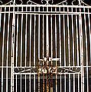 Locked Promenade Poster