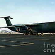 Lockheed C-5 Galixy Poster