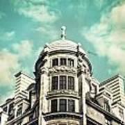 London Architecture Poster