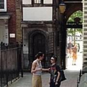 London Couple  Poster