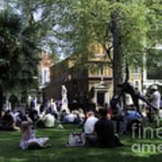 London Park Poster