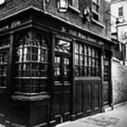 London: Tavern Poster