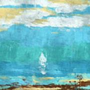 Lone Sail Poster