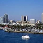 Long Beach Poster
