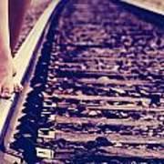 Long Tracks Poster