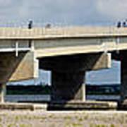 Longport Bridge Poster