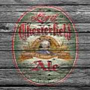 Lord Chesterfield Ale Poster