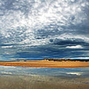 Lossiemouth Pano Poster