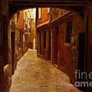 Lost In Venice Poster