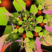 Loud Bouquet Poster
