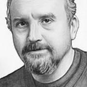 Louis Ck Portrait Poster