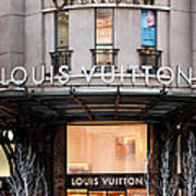 Louis Vuitton 03 Poster By Rick Piper Photography