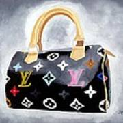 Louis Vuitton Study II Poster