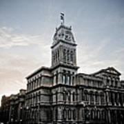Louisville City Hall Poster