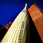 Louisville Slugger Bat Factory Museum Poster