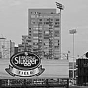 Louisville Slugger Field Poster