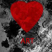 Love Art 1 Poster