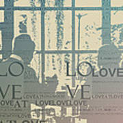Love At Longwood Poster