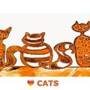 Love Cats 2 Poster