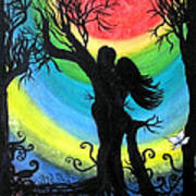 Love Energy Poster