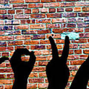 Love Hands Poster